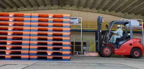 陶氏公司与行业伙伴合作将塑料托盘重复使用寿命延长150%,减少碳足迹和材料消耗
