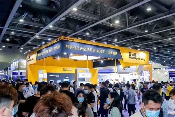 跨境电商博览会是大展也是大战——亚马逊、新蛋、eBay、Wish等巨头们再聚ICBE 2021广州跨交会