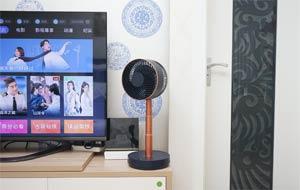 轻松搞定全屋温湿平衡:好收纳的艾美特无线折叠循环扇惊艳入手