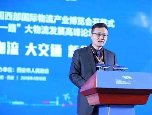 京东集团副总裁、京东西北区总经理孙桂宇