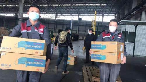 一体化清关模式助力海外援助物资快速通关
