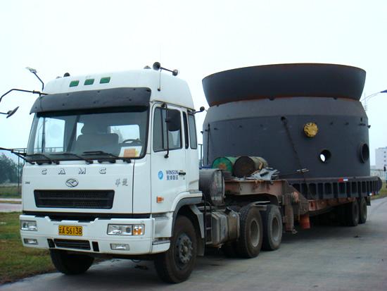 泰安整车零担货运、封关货运、特种车辆货、大件运输