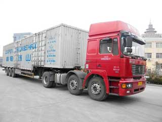 威海至全国各地的长短途整车 零担 公路水路运输业务