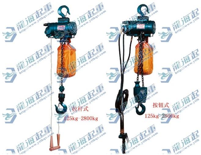 NPK进口气动葫芦,石油化工用防爆起重工具
