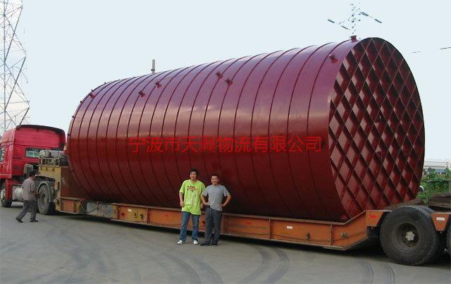 青岛首创大件运输公司