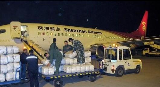 深圳到常州空运专线