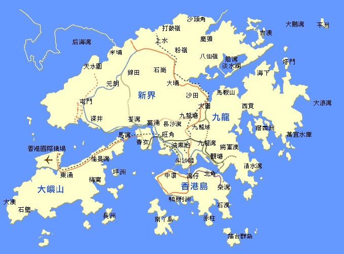 西宁运货到香港货运操作流程