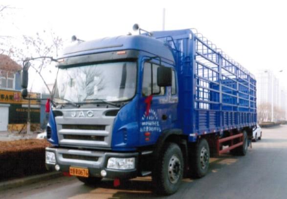 提供黄岛至青岛地区物流中转、落货、分拨及码头提送货服务