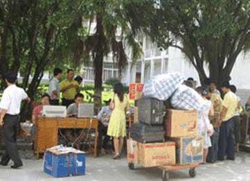 淄博学生行李托运、装箱、打包当天发车