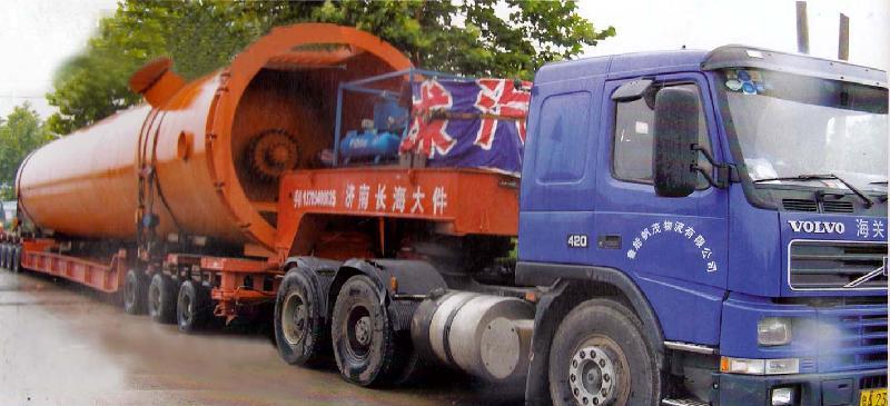 威海到上海配货站
